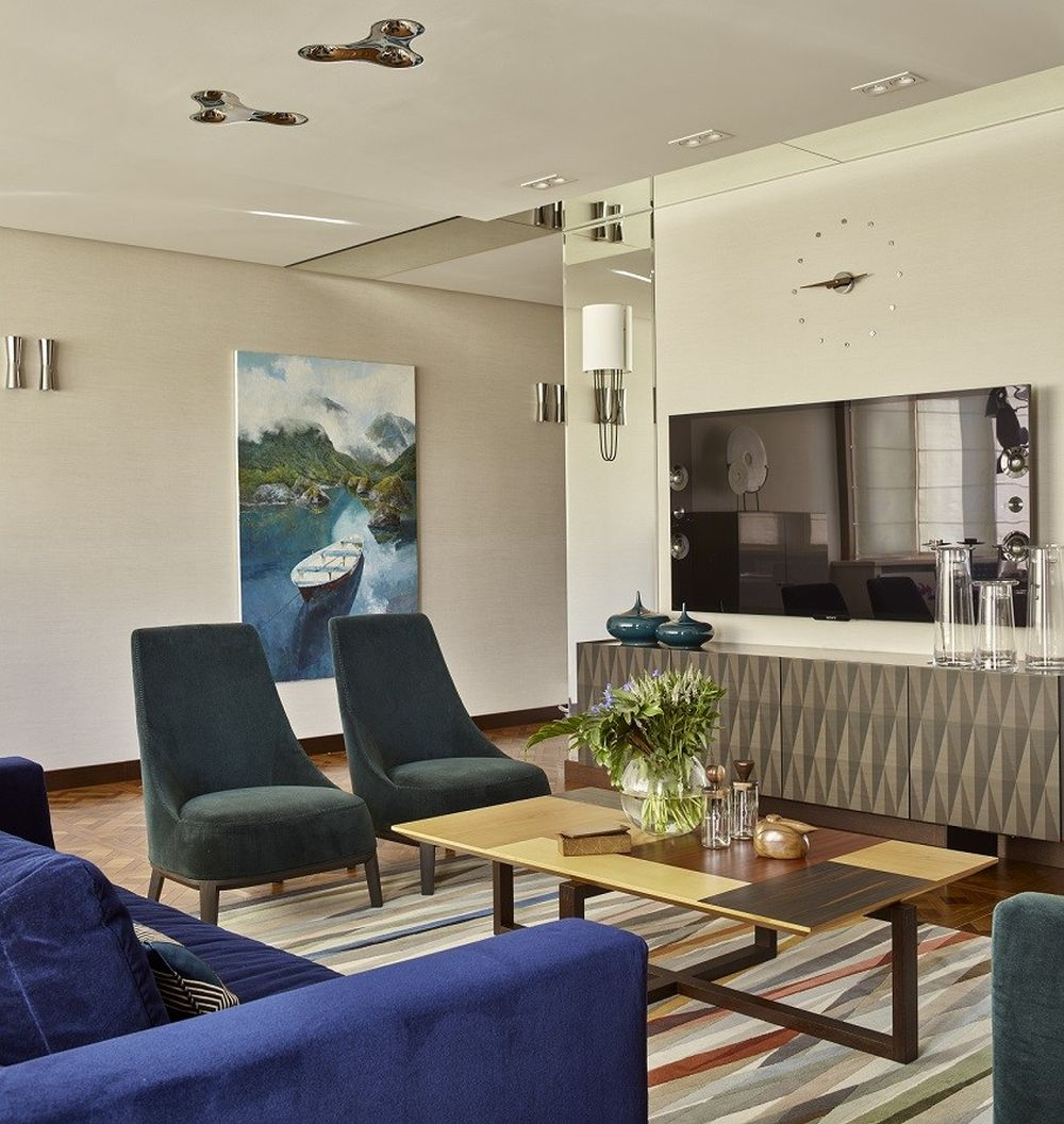 adelaparvu.com despre apartament elegant de 4 camere, Moscova, Designer Veronica Sudnikova, Foto Sergey Ananyev (12)