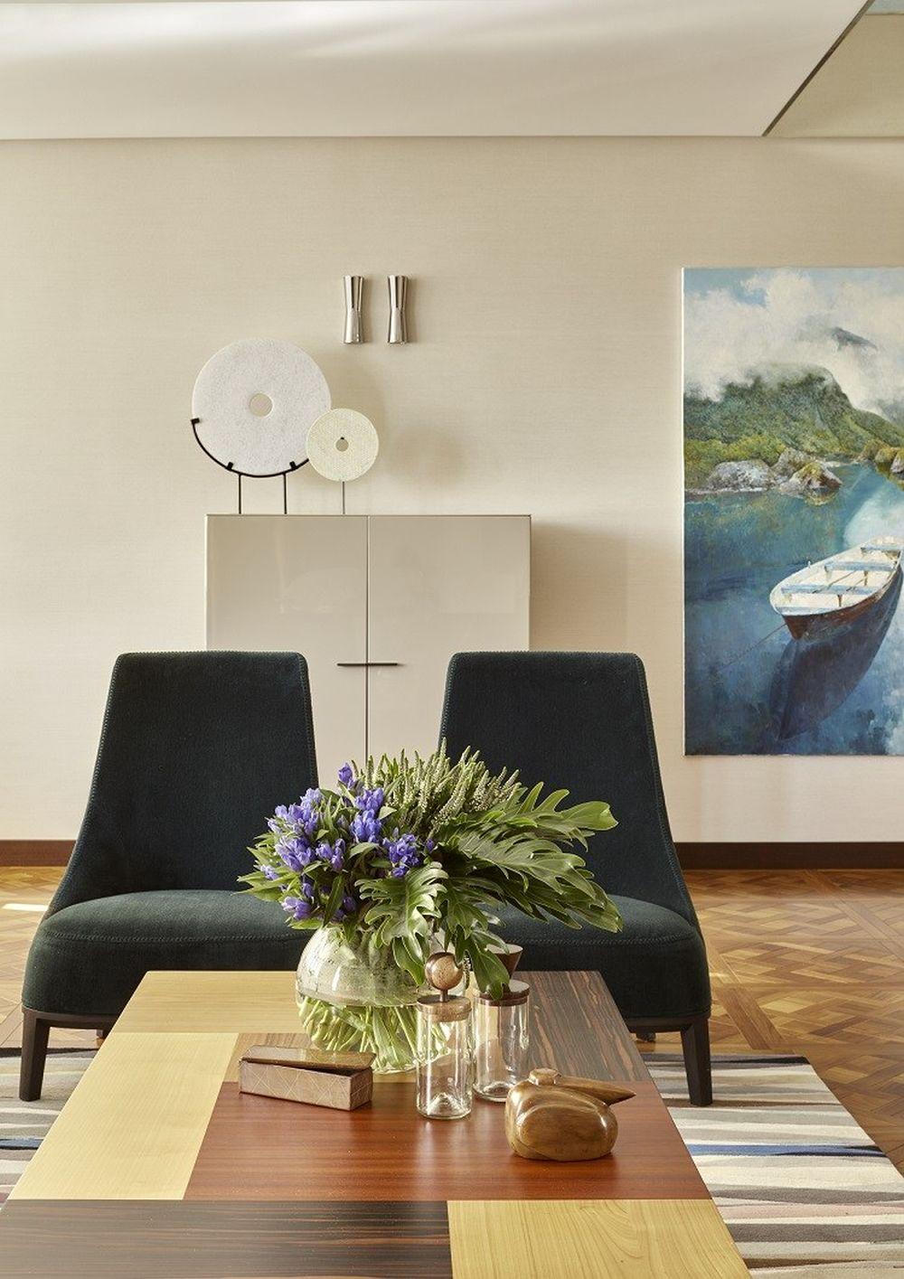 adelaparvu.com despre apartament elegant de 4 camere, Moscova, Designer Veronica Sudnikova, Foto Sergey Ananyev (13)