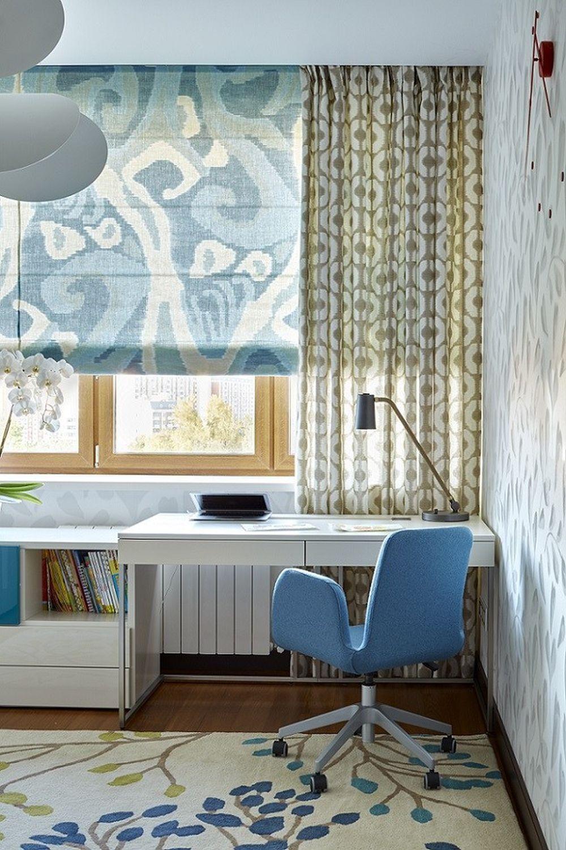 adelaparvu.com despre apartament elegant de 4 camere, Moscova, Designer Veronica Sudnikova, Foto Sergey Ananyev (15)
