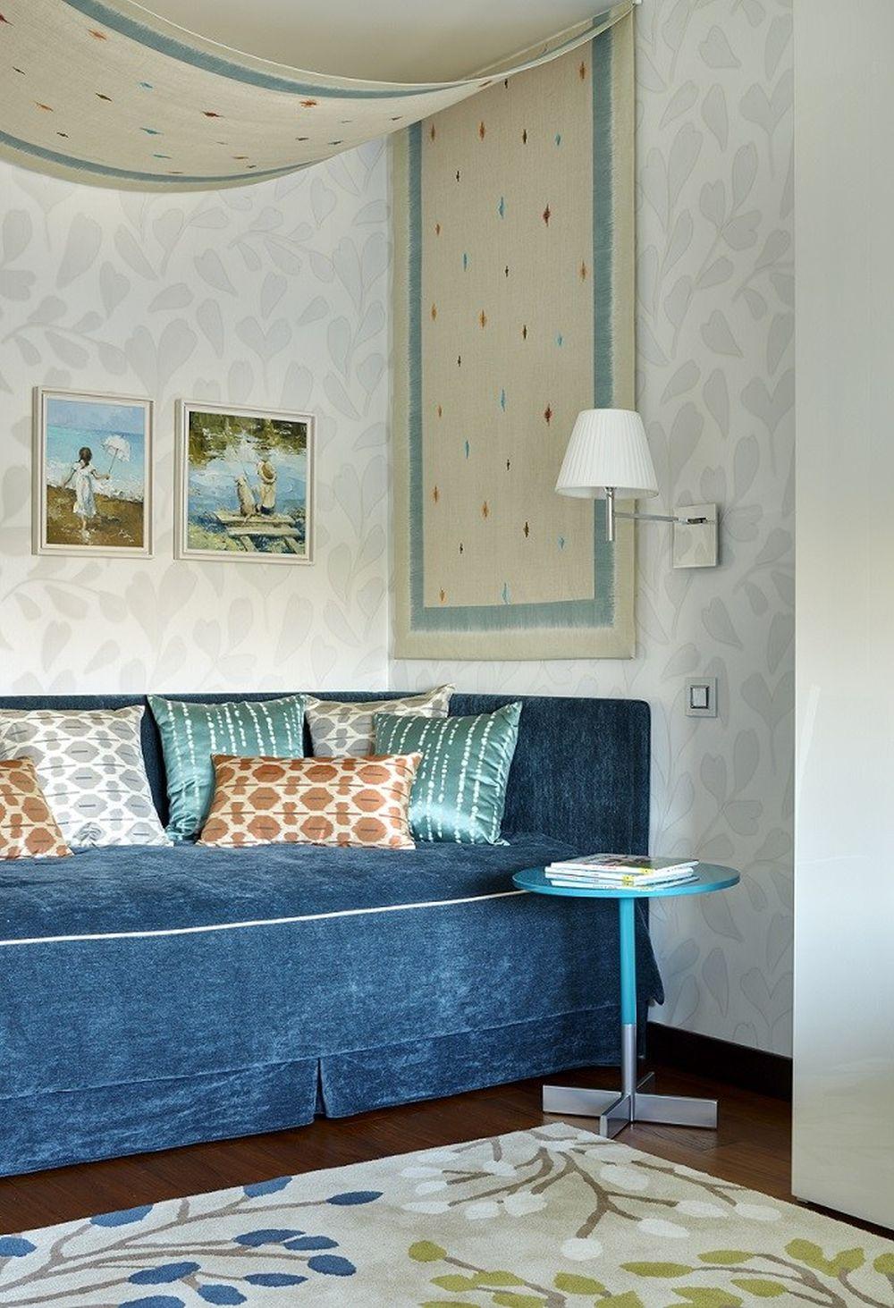 adelaparvu.com despre apartament elegant de 4 camere, Moscova, Designer Veronica Sudnikova, Foto Sergey Ananyev (16)