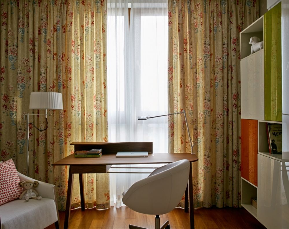 adelaparvu.com despre apartament elegant de 4 camere, Moscova, Designer Veronica Sudnikova, Foto Sergey Ananyev (18)