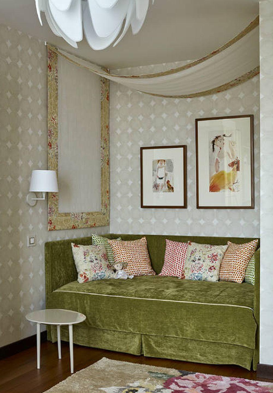 adelaparvu.com despre apartament elegant de 4 camere, Moscova, Designer Veronica Sudnikova, Foto Sergey Ananyev (2)