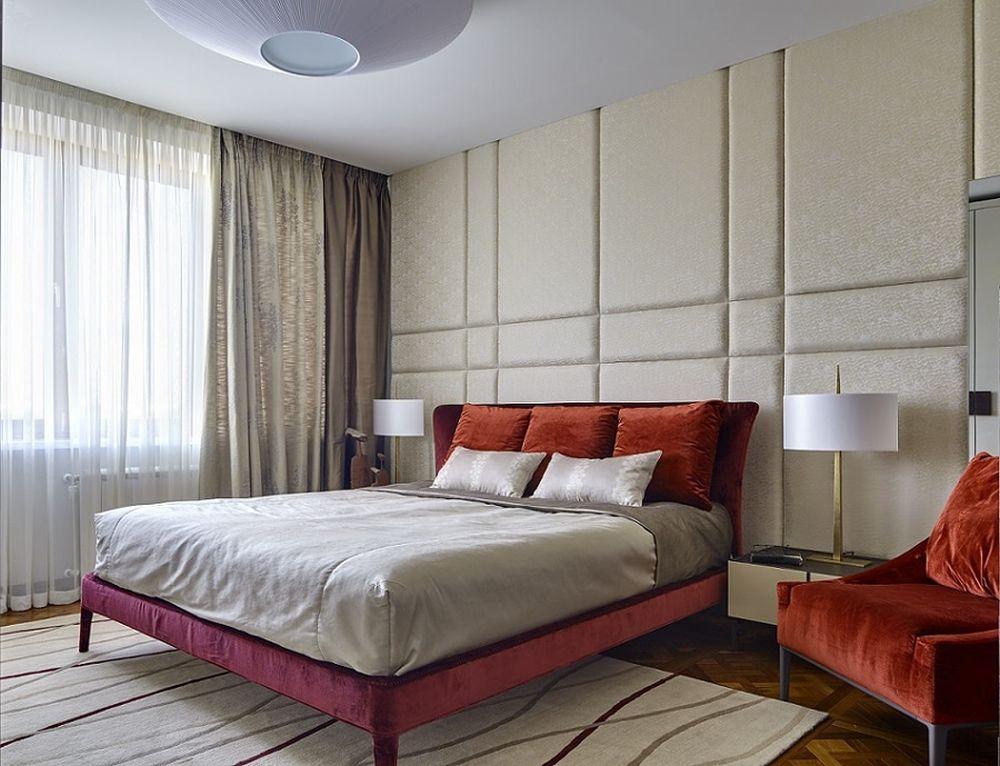 adelaparvu.com despre apartament elegant de 4 camere, Moscova, Designer Veronica Sudnikova, Foto Sergey Ananyev (6)