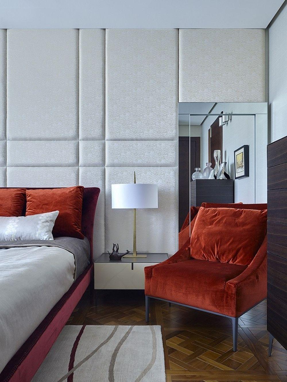 adelaparvu.com despre apartament elegant de 4 camere, Moscova, Designer Veronica Sudnikova, Foto Sergey Ananyev (8)