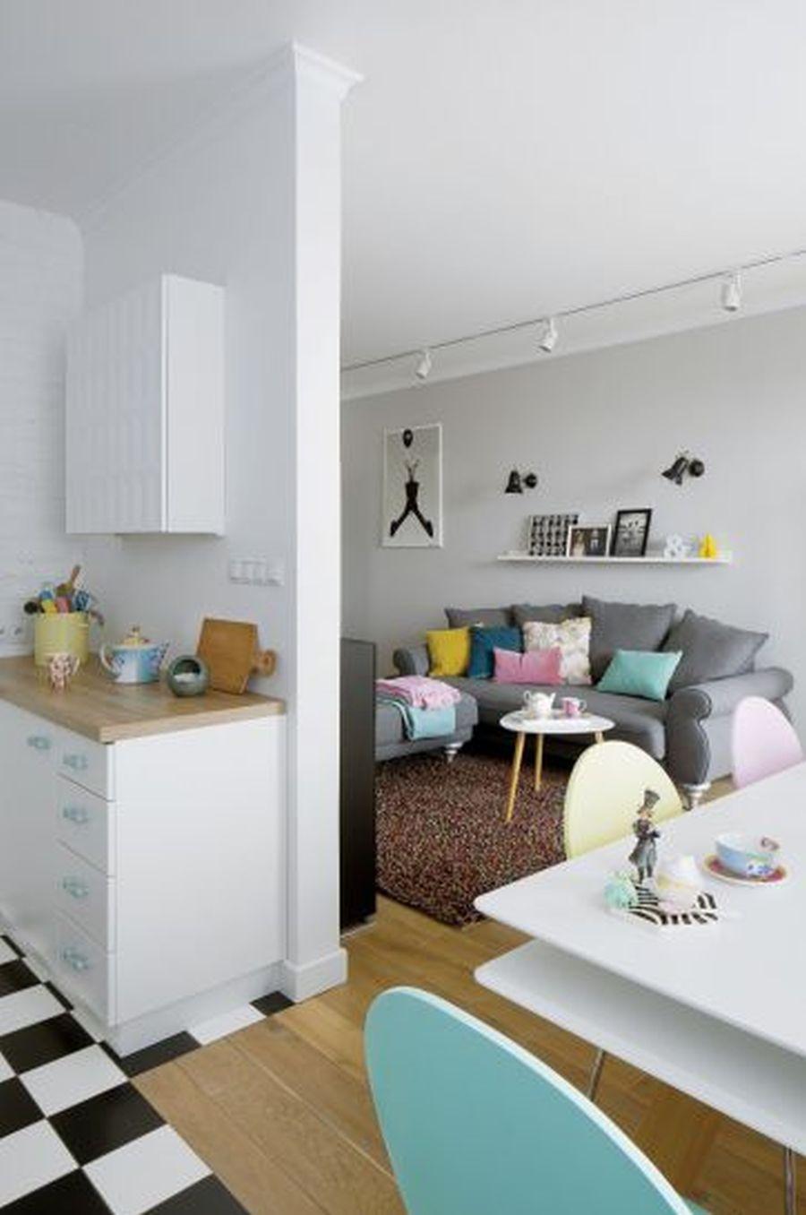 adelaparvu.com despre apartament in culori pastelate, Designer Patricia Rabinska, Foto Yassen Hristov (7)