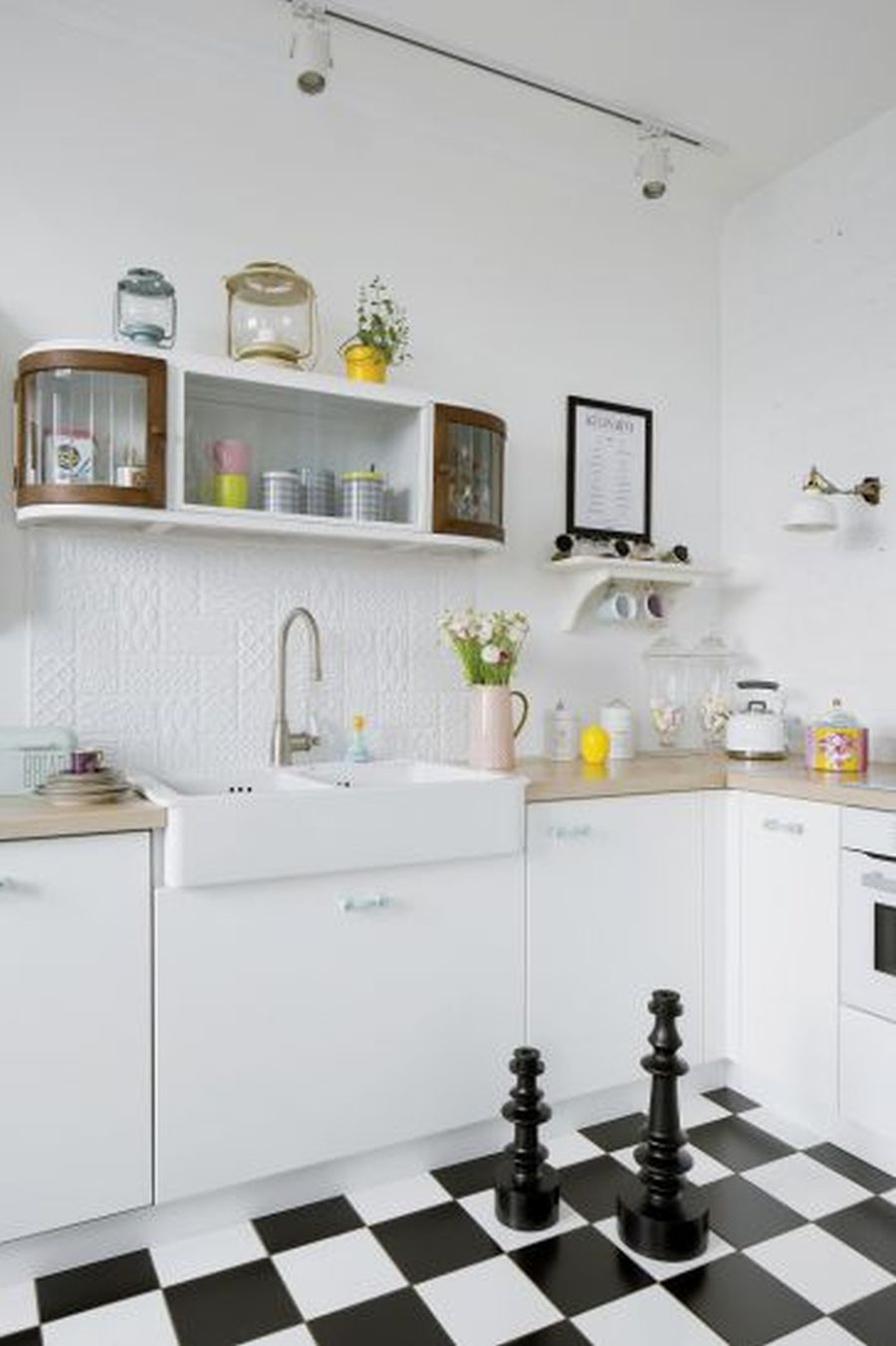 adelaparvu.com despre apartament in culori pastelate, Designer Patricia Rabinska, Foto Yassen Hristov (9)