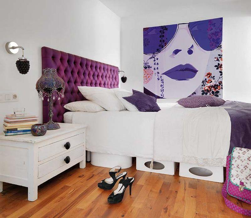 adelaparvu.com despre apartament lung la mansarda, Barcelona, designer Mireia Pla (10)