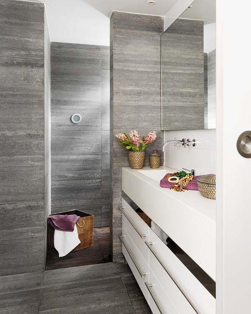 adelaparvu.com despre apartament lung la mansarda, Barcelona, designer Mireia Pla (12)
