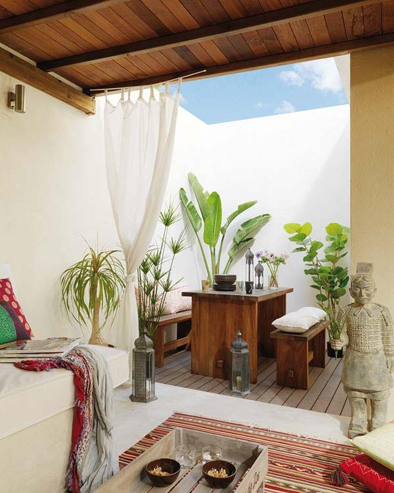 adelaparvu.com despre apartament lung la mansarda, Barcelona, designer Mireia Pla (2)