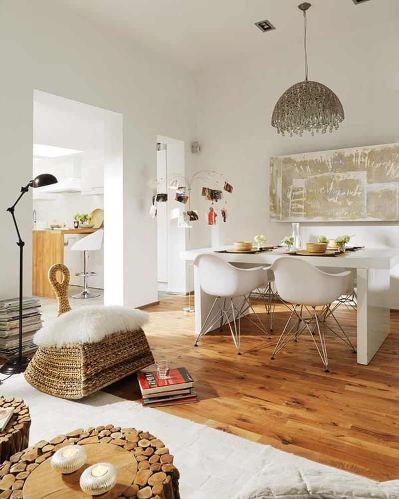 adelaparvu.com despre apartament lung la mansarda, Barcelona, designer Mireia Pla (7)