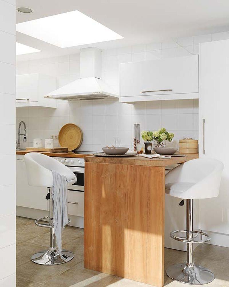 adelaparvu.com despre apartament lung la mansarda, Barcelona, designer Mireia Pla (9)