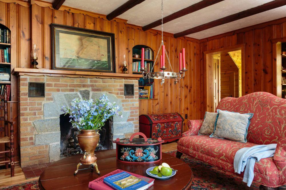 adelaparvu.com despre cabana rustica cu picturi scandinave, design Virge Temme Architecture, Foto Mark Lohmann (8)