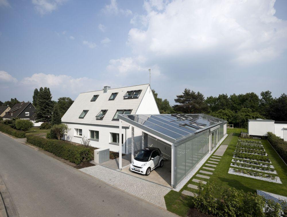 adelaparvu.com despre casa Germania LichtAktiv Haus Velux 2012, Arhitectura Alexandra Goebels, Foto Velux (12)