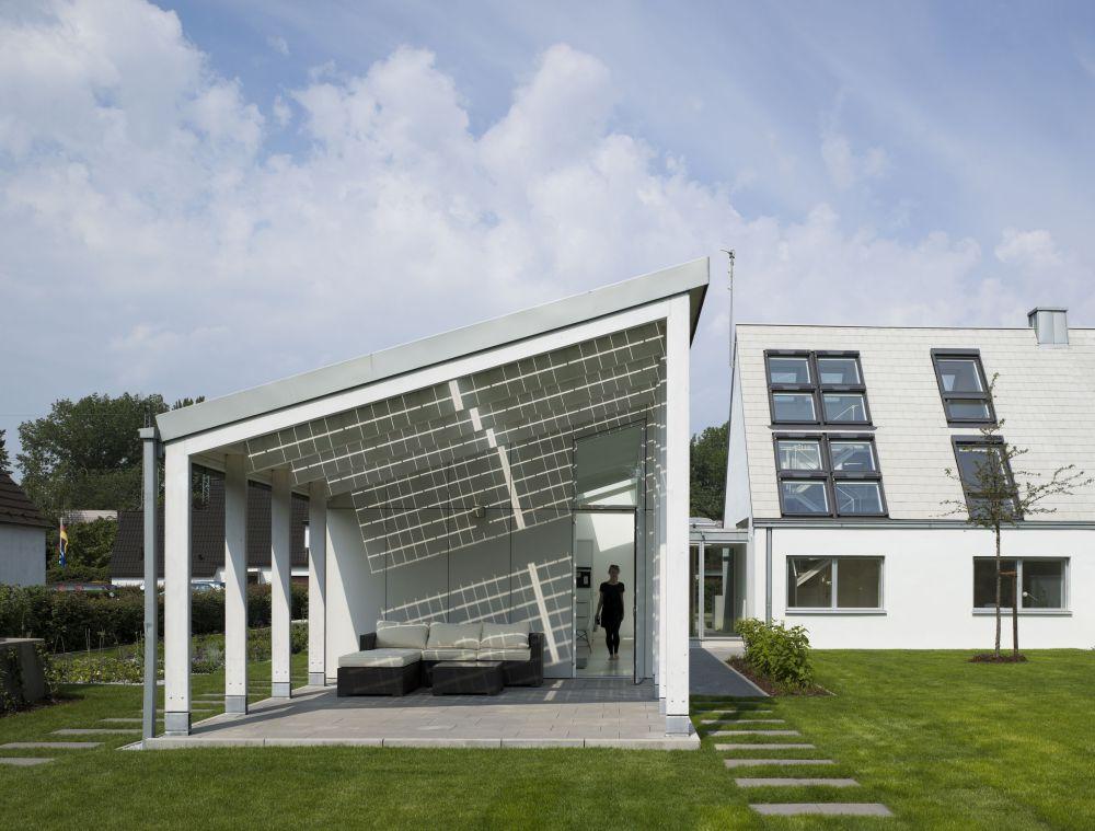 adelaparvu.com despre casa Germania LichtAktiv Haus Velux 2012, Arhitectura Alexandra Goebels, Foto Velux (14)