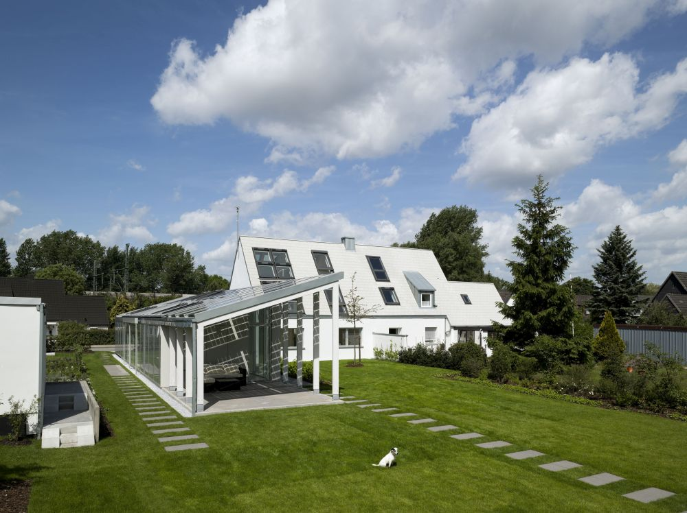 adelaparvu.com despre casa Germania LichtAktiv Haus Velux 2012, Arhitectura Alexandra Goebels, Foto Velux (15)