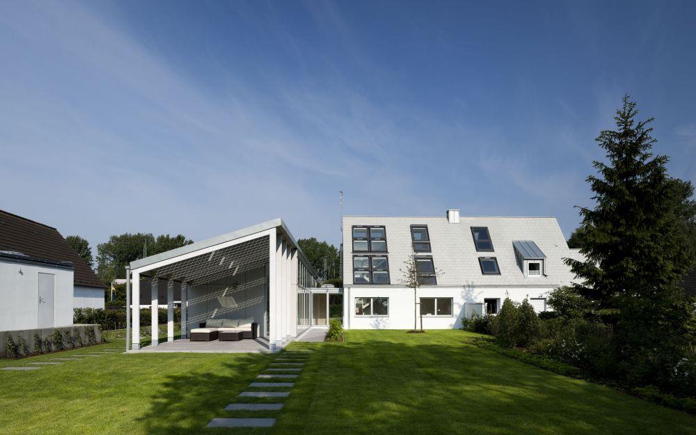 adelaparvu.com despre casa Germania LichtAktiv Haus Velux 2012, Arhitectura Alexandra Goebels, Foto Velux (16)