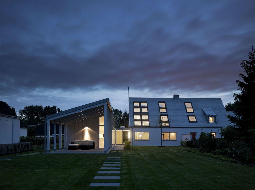 adelaparvu.com despre casa Germania LichtAktiv Haus Velux 2012, Arhitectura Alexandra Goebels, Foto Velux (17)