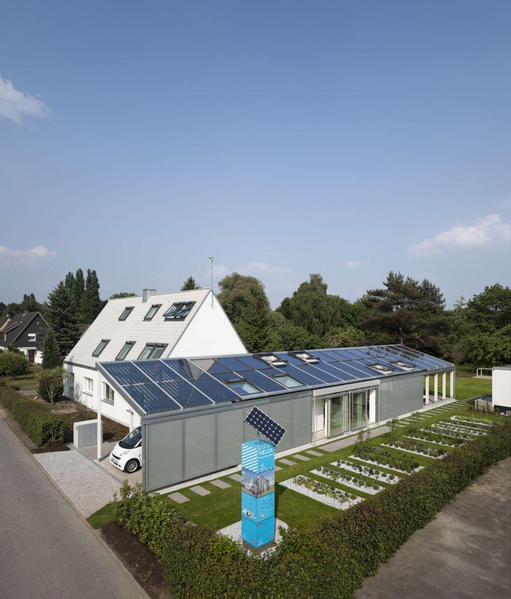adelaparvu.com despre casa Germania LichtAktiv Haus Velux 2012, Arhitectura Alexandra Goebels, Foto Velux (20)