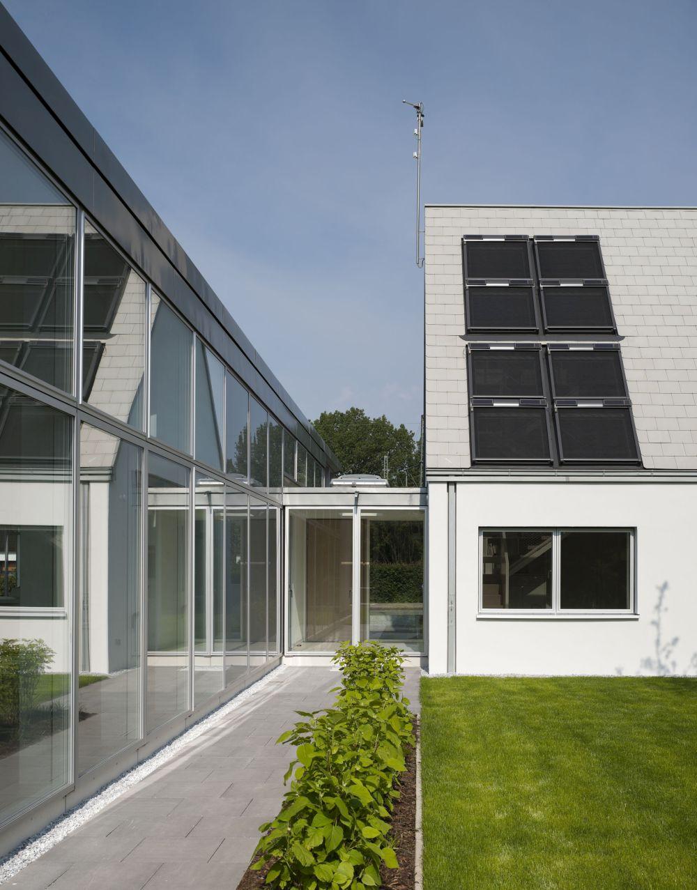 adelaparvu.com despre casa Germania LichtAktiv Haus Velux 2012, Arhitectura Alexandra Goebels, Foto Velux (9)
