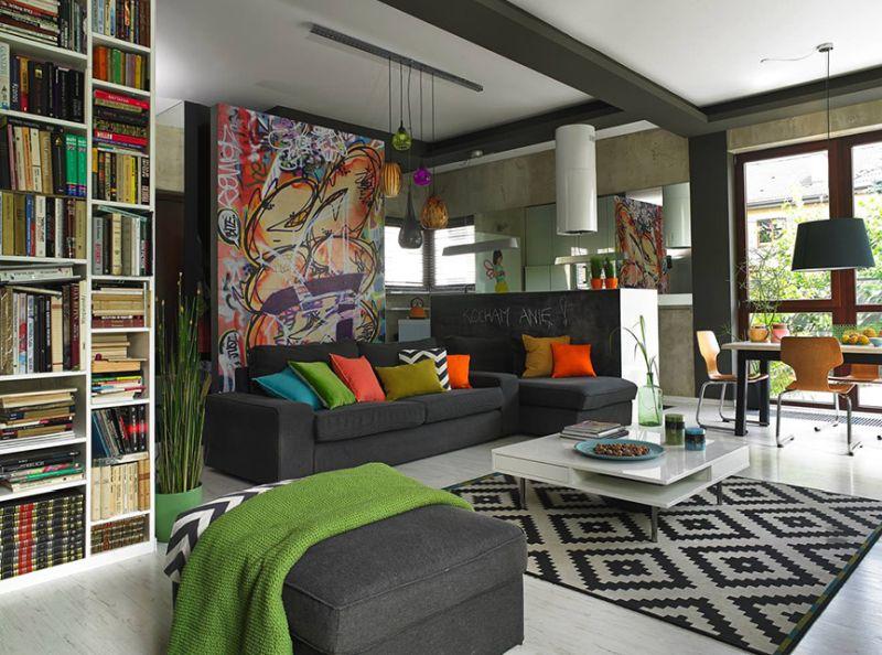 adelaparvu.com despre casa de artist, Design Anna Kimta, Foto Michael Skorupski, Weranda (1)