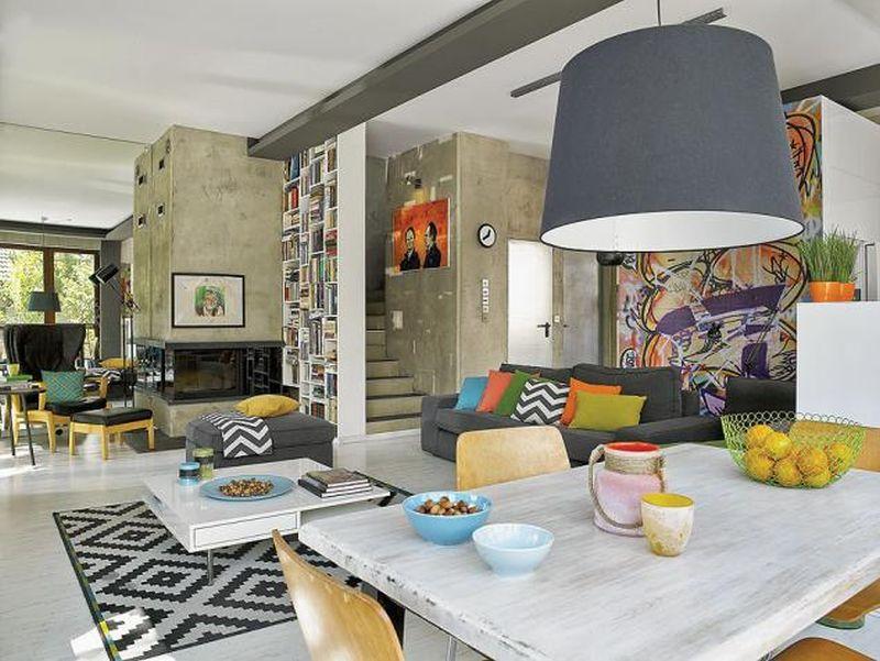 adelaparvu.com despre casa de artist, Design Anna Kimta, Foto Michael Skorupski, Weranda (10)