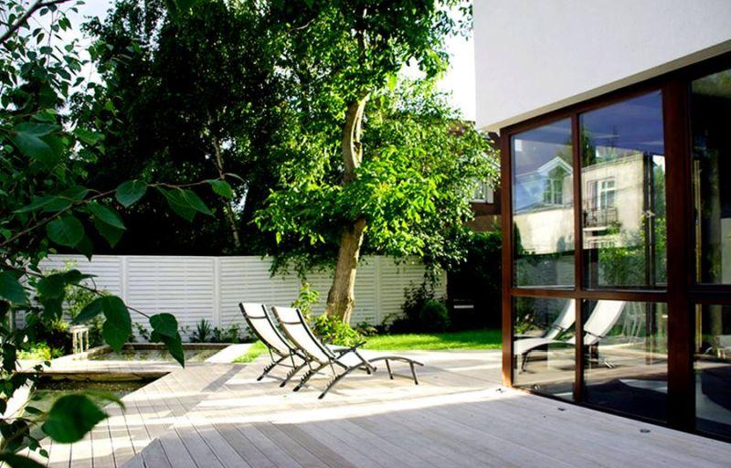 adelaparvu.com despre casa de artist, Design Anna Kimta, Foto Michael Skorupski, Weranda (8)
