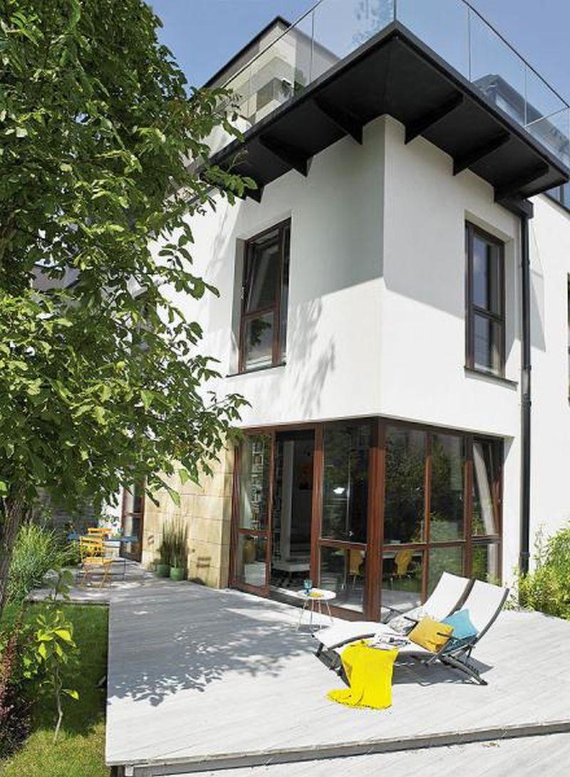 adelaparvu.com despre casa de artist, Design Anna Kimta, Foto Michael Skorupski, Weranda (9)
