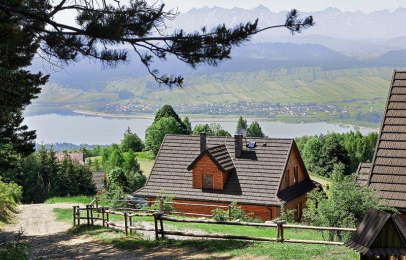 adelaparvu.com despre casa de lemn pentru weekend, Muntii Tatra, Polonia, design AlexDesign (23)