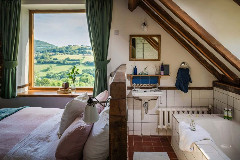 adelaparvu.com despre casa de vacanta de inchiriat, Anglia, Herefordshire, Charity House, Foto Unique Home Stays (2)