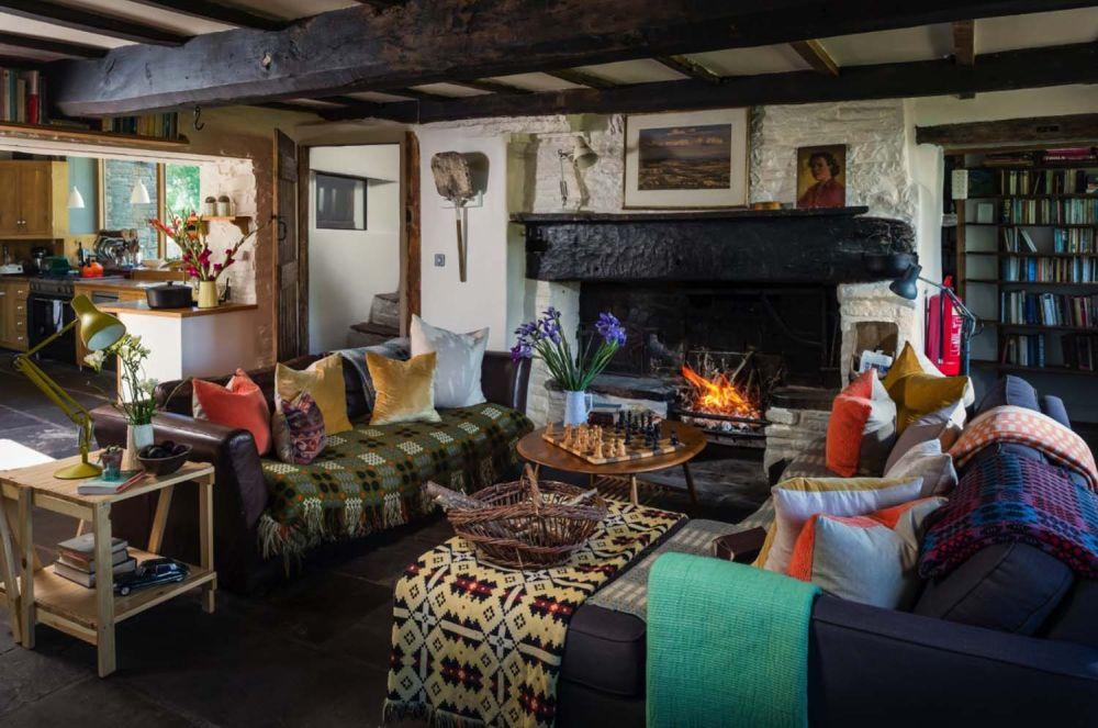 adelaparvu.com despre casa de vacanta de inchiriat, Anglia, Herefordshire, Charity House, Foto Unique Home Stays (45)