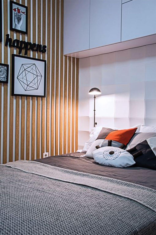 adelaparvu.com despre garsoniera 44 mp transformata in locuinta de 2 camere, Design BoHoStudio (2)
