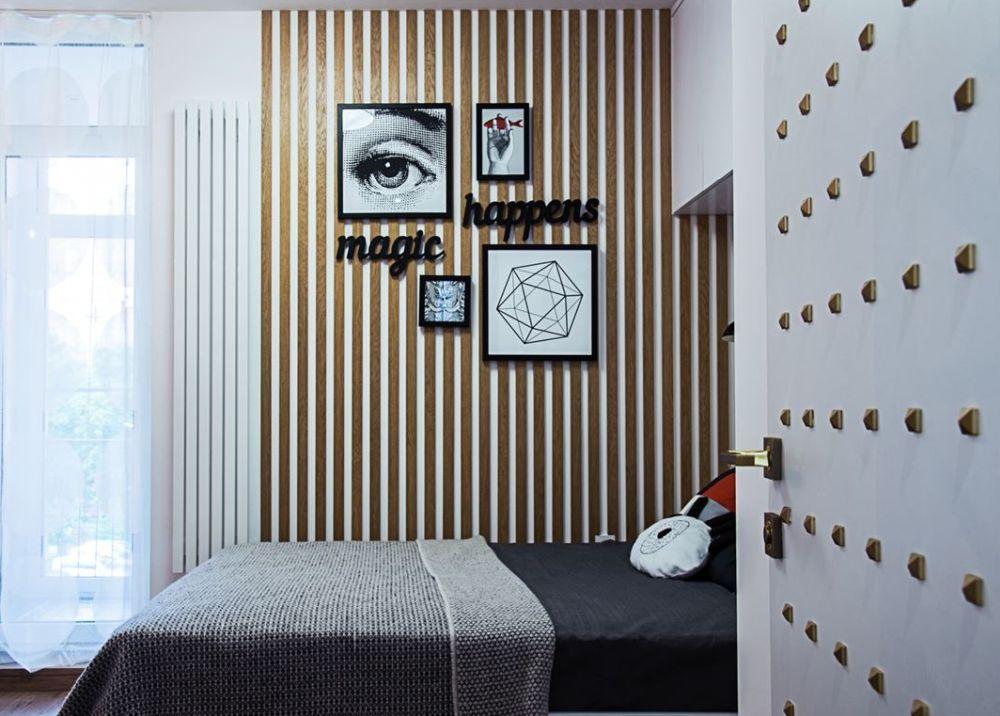 adelaparvu.com despre garsoniera 44 mp transformata in locuinta de 2 camere, Design BoHoStudio (3)