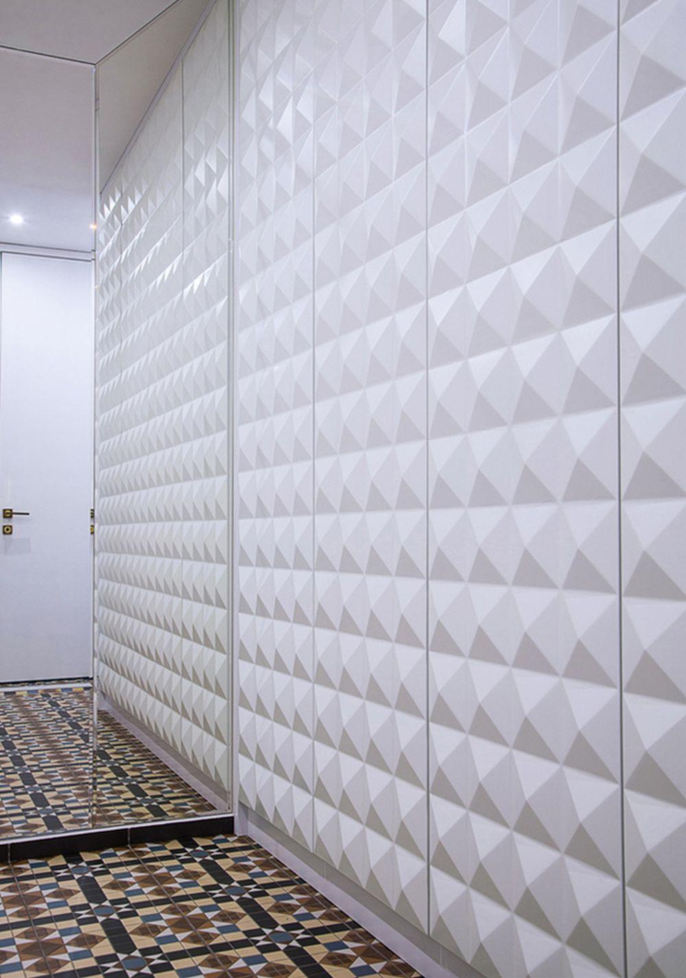 adelaparvu.com despre garsoniera 44 mp transformata in locuinta de 2 camere, Design BoHoStudio (7)