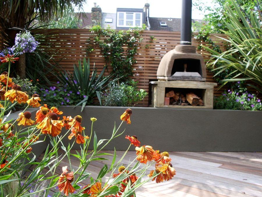 adelaparvu.com despre gradina urbana reamenajata, Londra, Design Jenny Bloom Garden Design (1)