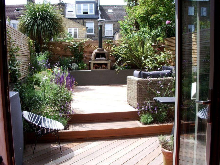 adelaparvu.com despre gradina urbana reamenajata, Londra, Design Jenny Bloom Garden Design (2)