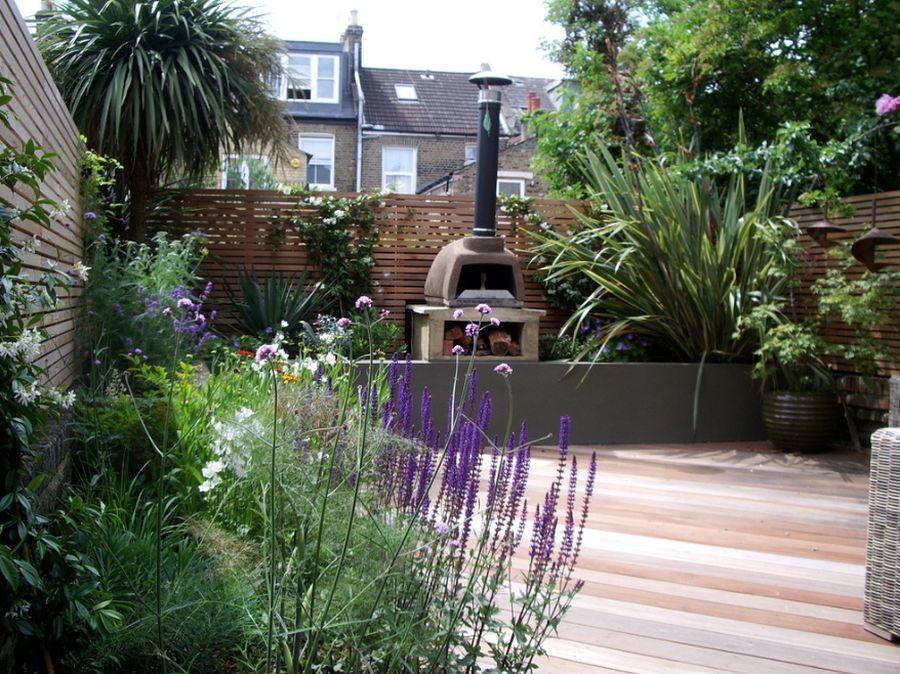 adelaparvu.com despre gradina urbana reamenajata, Londra, Design Jenny Bloom Garden Design (4)