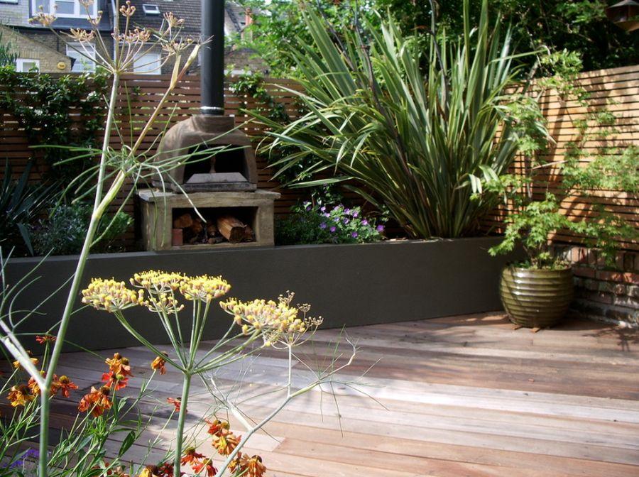 adelaparvu.com despre gradina urbana reamenajata, Londra, Design Jenny Bloom Garden Design (5)