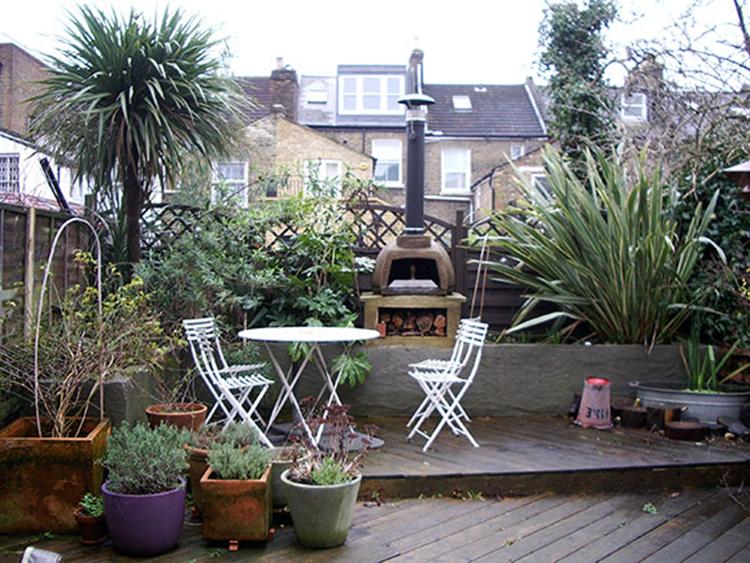 adelaparvu.com despre gradina urbana reamenajata, Londra, Design Jenny Bloom Garden Design (7)