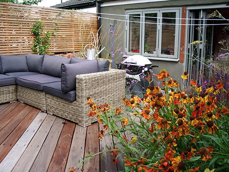 adelaparvu.com despre gradina urbana reamenajata, Londra, Design Jenny Bloom Garden Design (9)