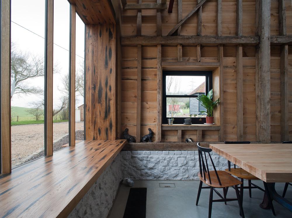 adelaparvu.com despre hambar spectaculos transformat, Arhitectura Liddicoat & Goldhill, Foto Will Scott (3)