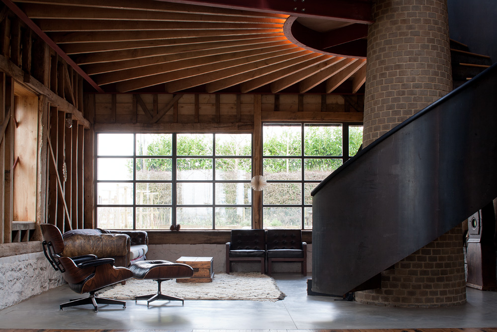 adelaparvu.com despre hambar spectaculos transformat, Arhitectura Liddicoat & Goldhill, Foto Will Scott (6)