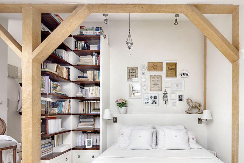 adelaparvu.com despre mansarda romantica, Designer Ushii Landia, Foto Alexander Rutkowski, Weranda (2)