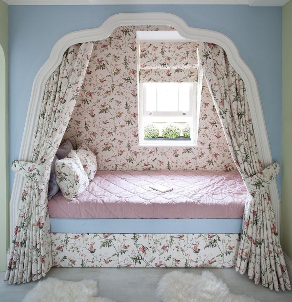 adelaparvu.com despre paturi tip cuseta, Foto Gemma Zimmerhansl Interior Design