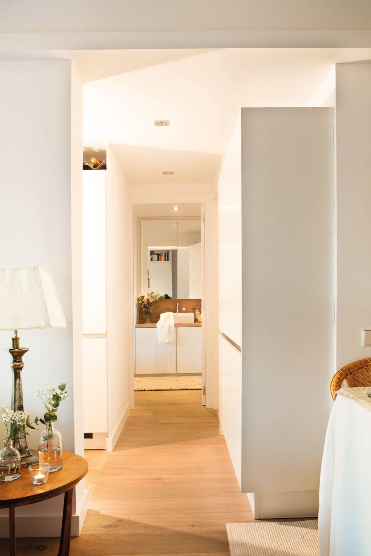 adelaparvu.com despre reamenajare apartament de 60 mp, Designer Pia Cadevila, Foto Pepa Oromi, ElMueble (1)