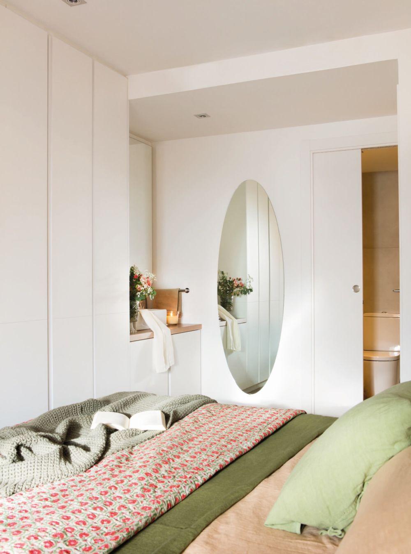 adelaparvu.com despre reamenajare apartament de 60 mp, Designer Pia Cadevila, Foto Pepa Oromi, ElMueble (5)