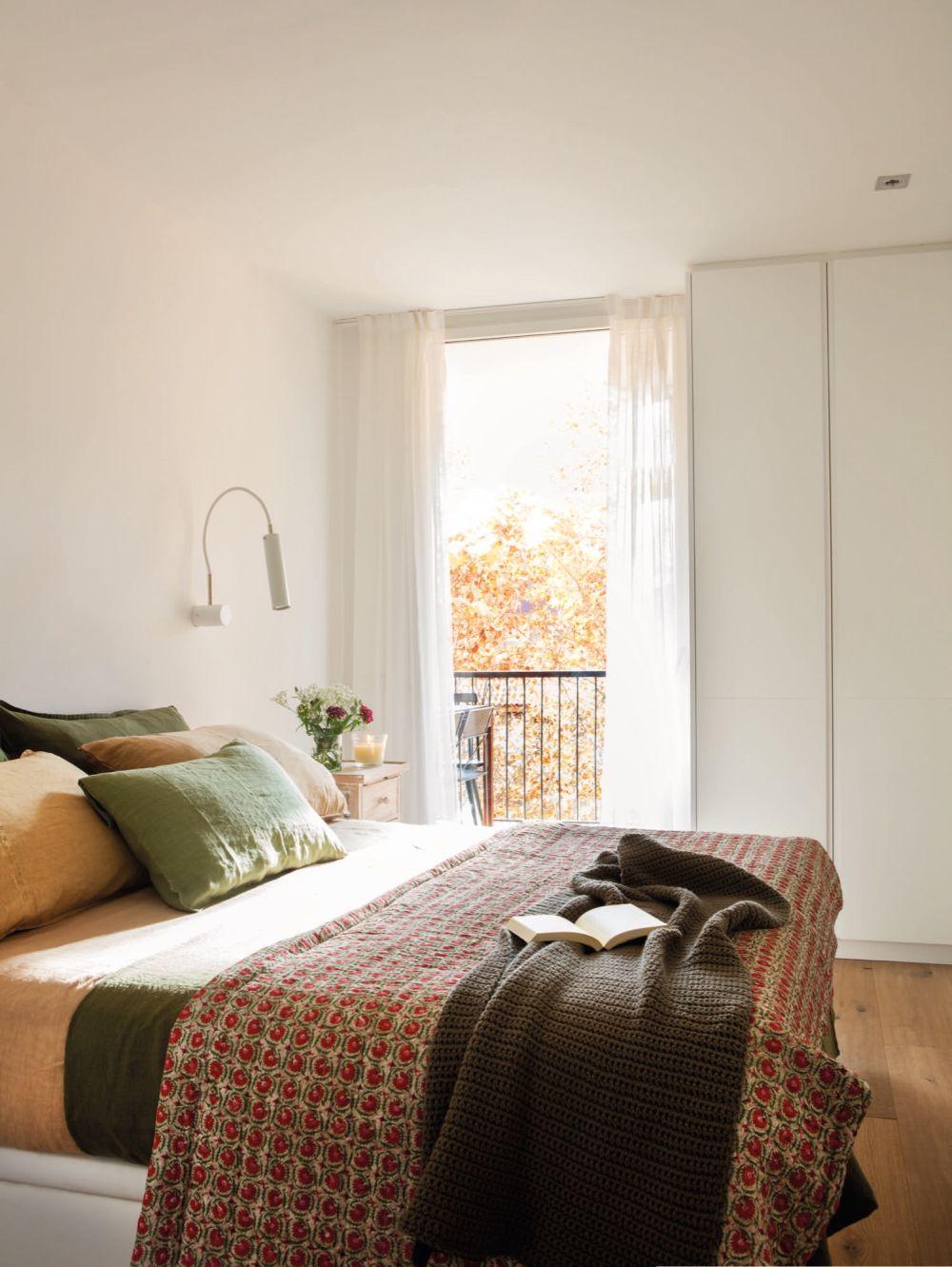 adelaparvu.com despre reamenajare apartament de 60 mp, Designer Pia Cadevila, Foto Pepa Oromi, ElMueble (8)