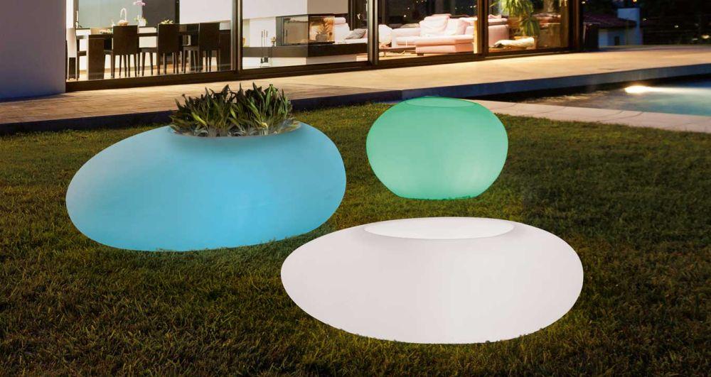 adelaparvu.com despre vase de gradina cu LED, design si producator DEGARDO (10)