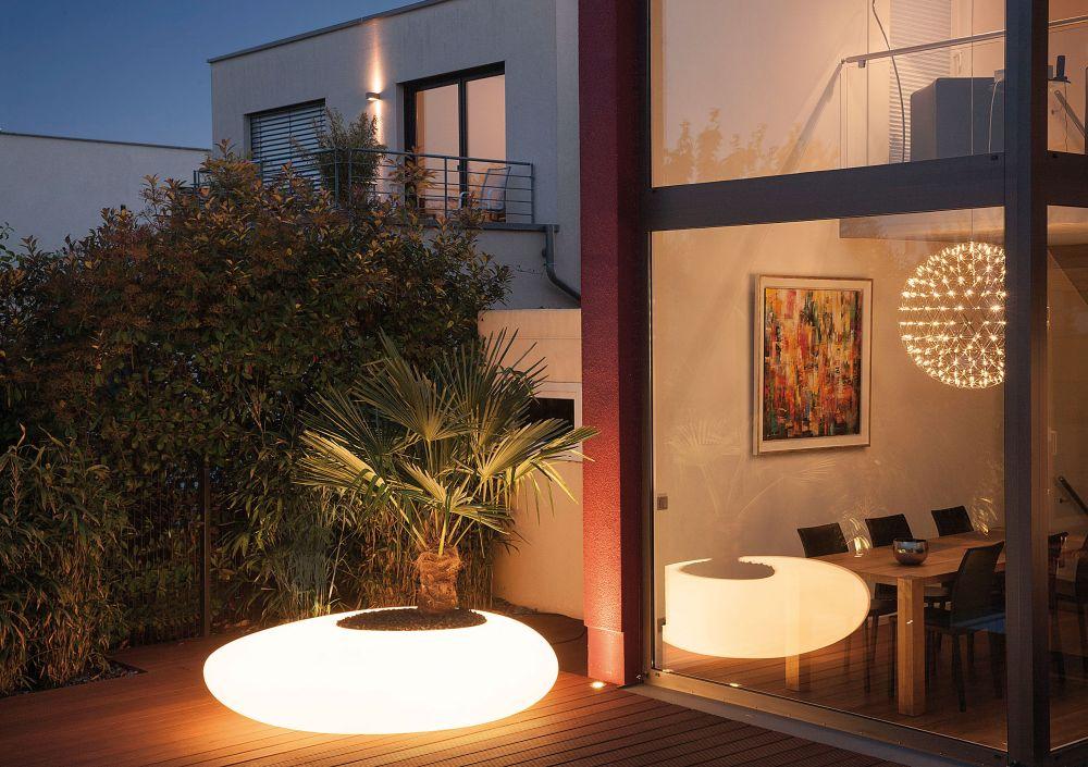 adelaparvu.com despre vase de gradina cu LED, design si producator DEGARDO (3)