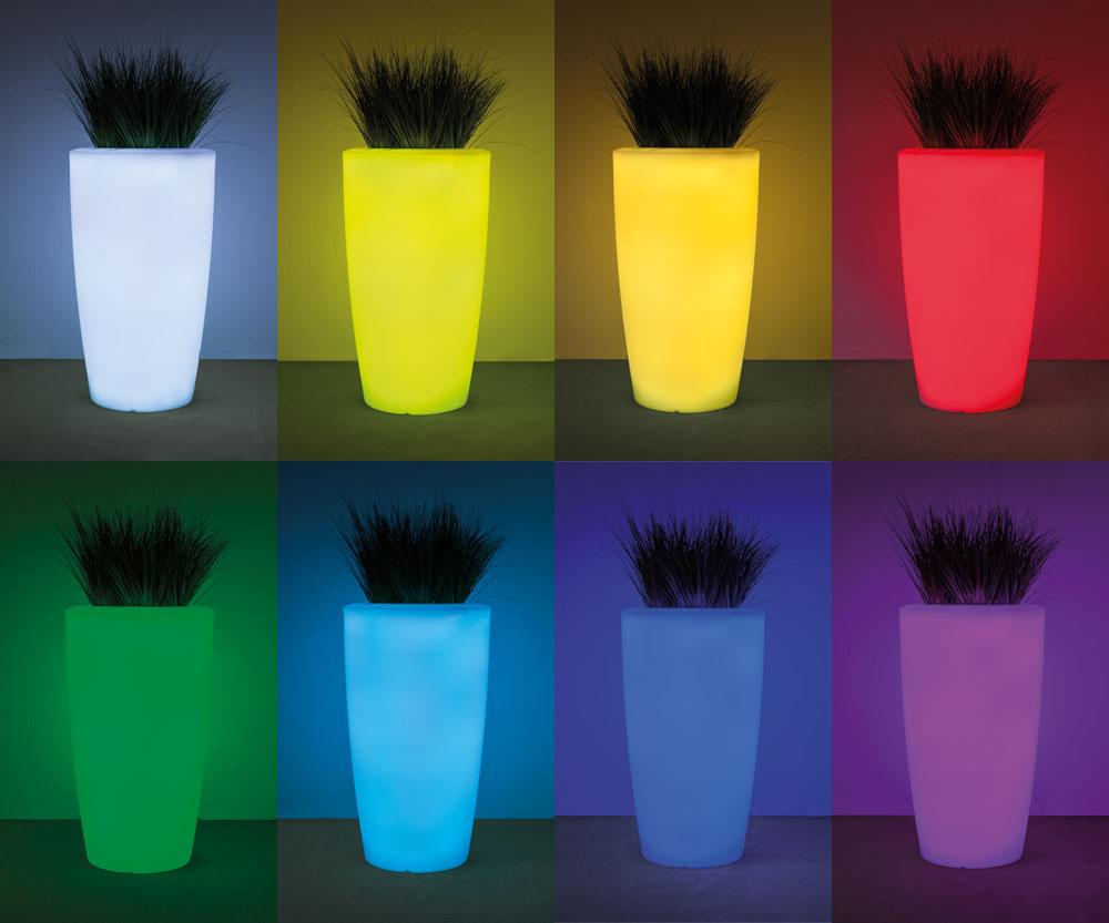 adelaparvu.com despre vase de gradina cu LED, design si producator DEGARDO (8)