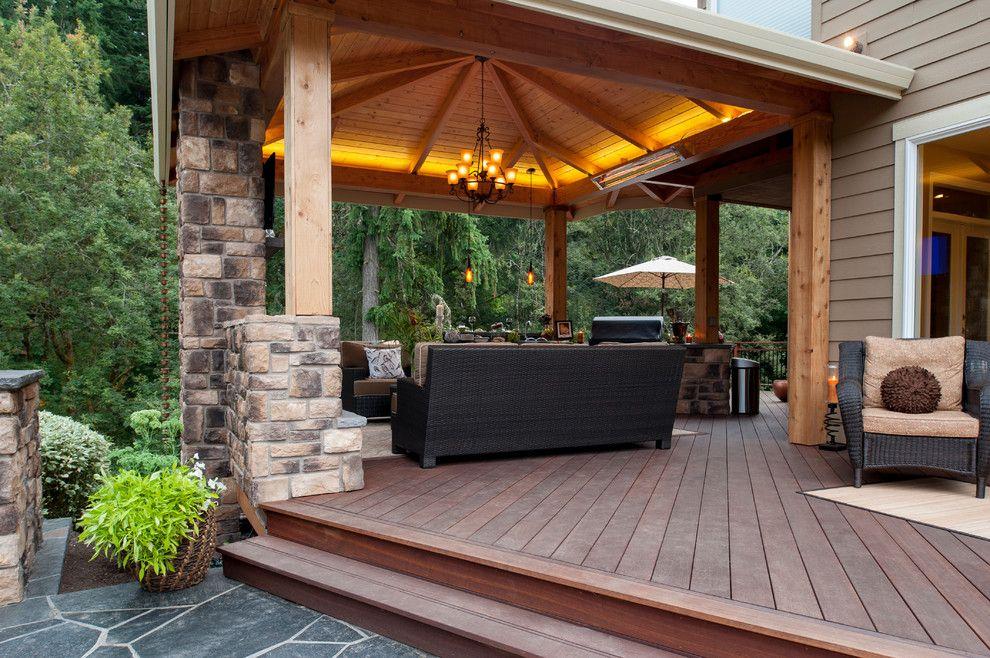 adelaparvu.com despre amenajare terasa in extinderea casei, Design Paradise Restored (4)